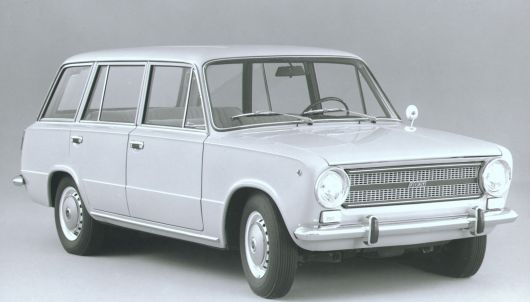 fiat 124 station wagon 72