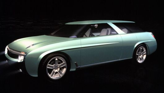chevrolet nomad concept 99