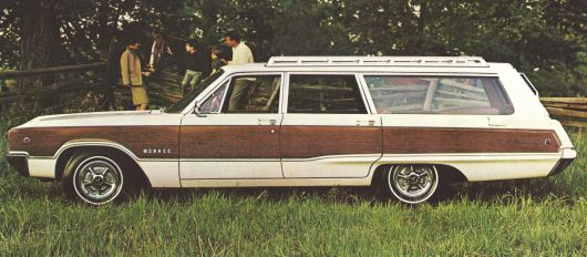 dodge monaco wagon 68