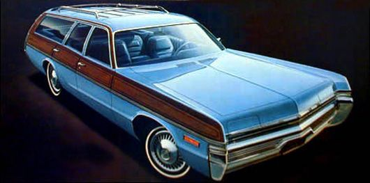 dodge monaco wagon 72