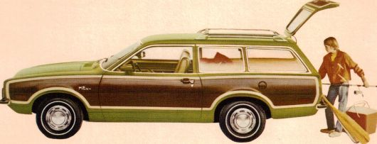 ford pinto squire 73