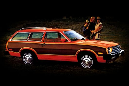 ford pinto squire wagon 79