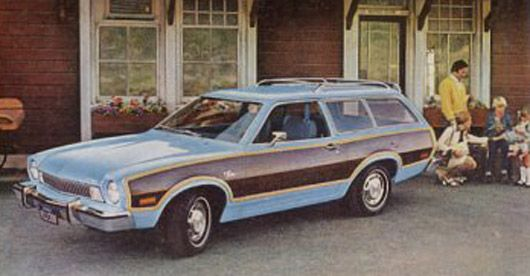 ford pinto station wagon 74