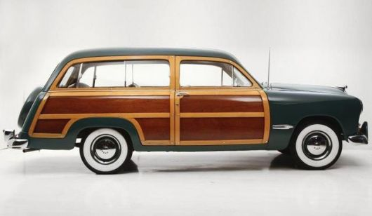 ford woody 49