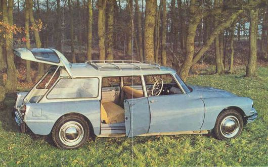 citroen luxe station wagon 64