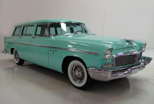 chrysler new yorker wagon 56