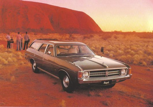 chrysler valiant australia wagon