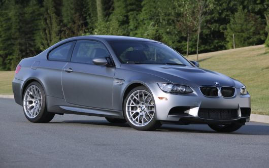 bmw frozen gray me coupe 11 06