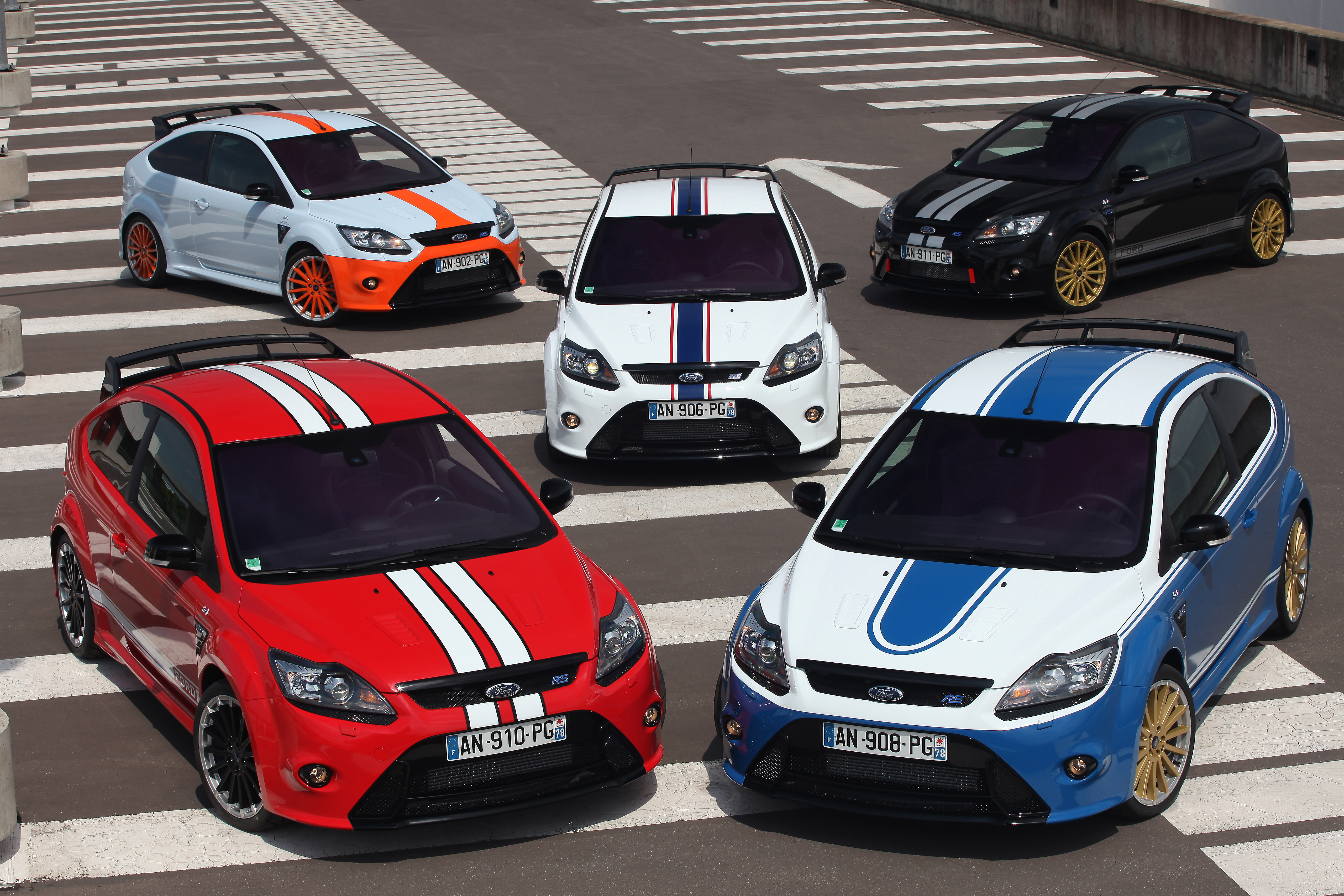No stripe packages for mk3 focus rs ford focus rs forum