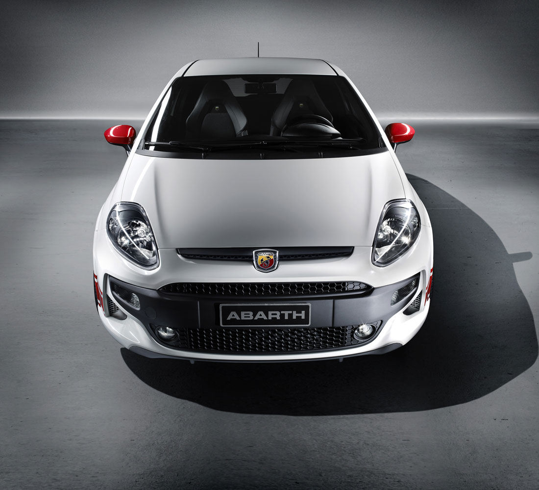 abarth punto evo 2010 cartype. Black Bedroom Furniture Sets. Home Design Ideas