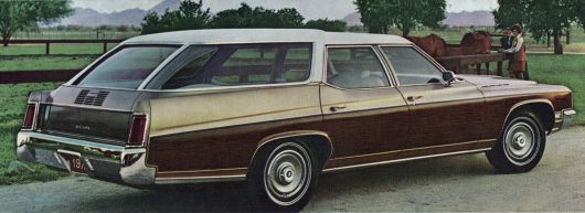 buick estate wagon 71