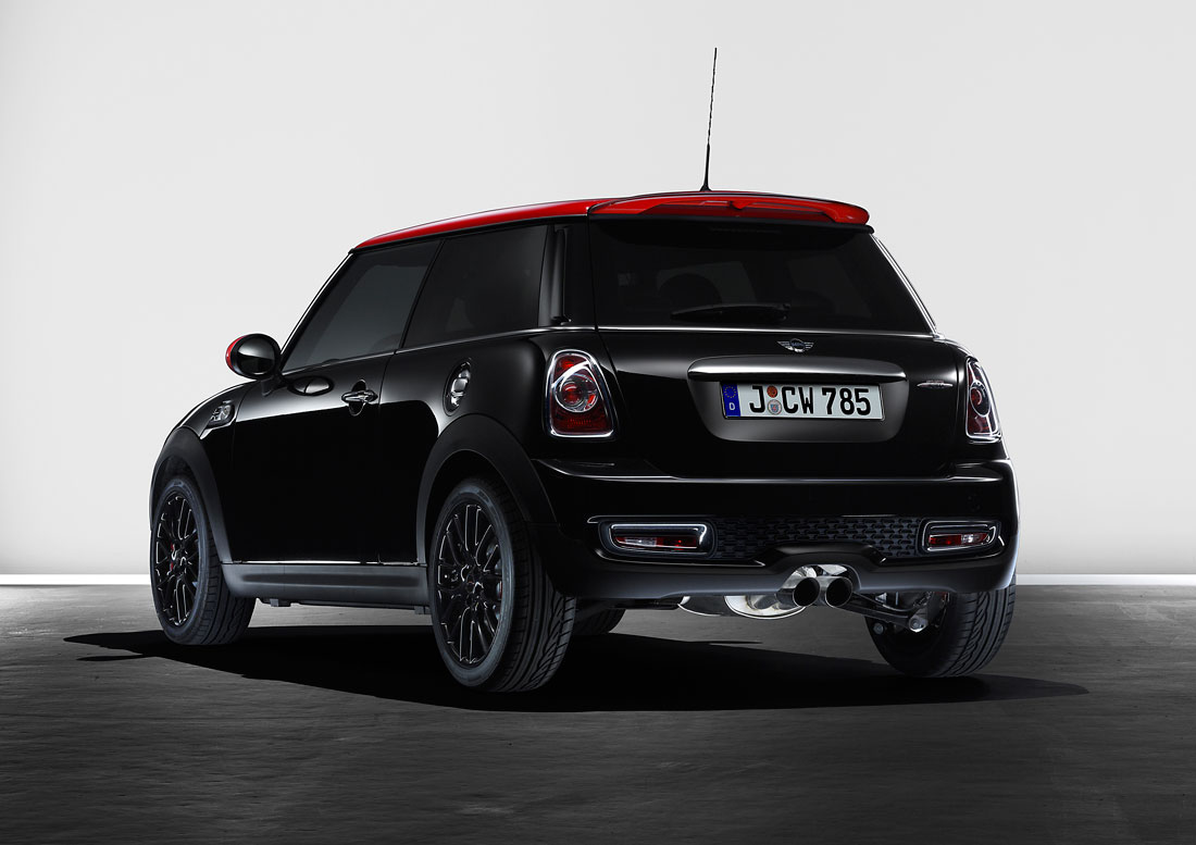 mini john cooper works 2011 cartype. Black Bedroom Furniture Sets. Home Design Ideas