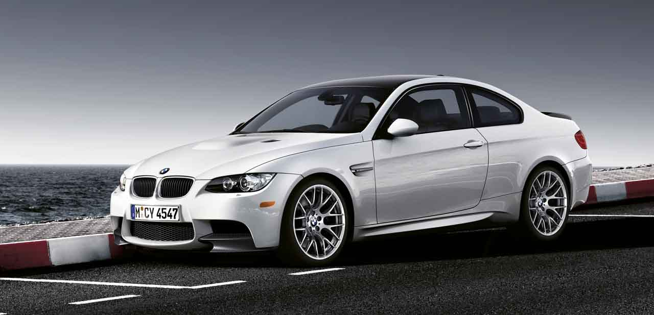 Bmw Performance Carbon Fiber Aerodynamic Components For M3