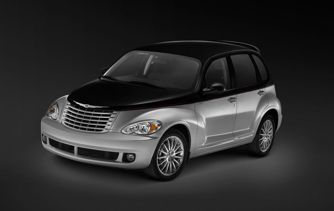 chrysler pt cruiser couture edition 2010 cartype. Black Bedroom Furniture Sets. Home Design Ideas