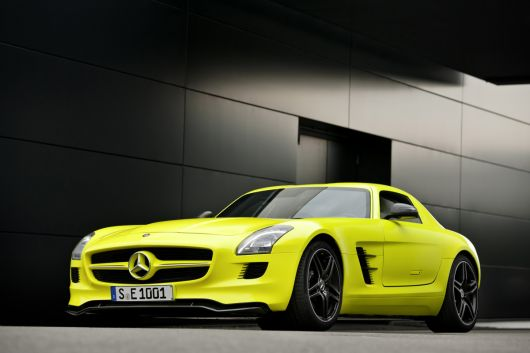 mercedes benz sls amg e cell 13 02