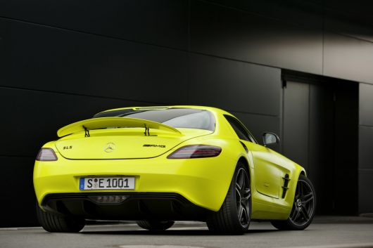 mercedes benz sls amg e cell 13 03