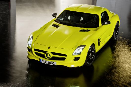 mercedes benz sls amg e cell 13 04