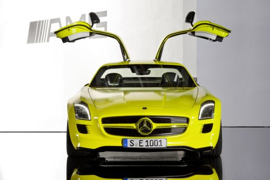 mercedes benz sls amg e cell 13 06