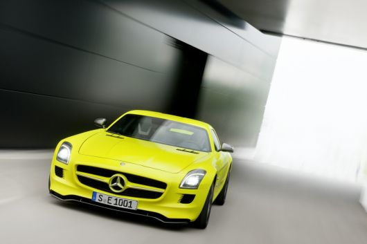 mercedes benz sls amg e cell 13 08