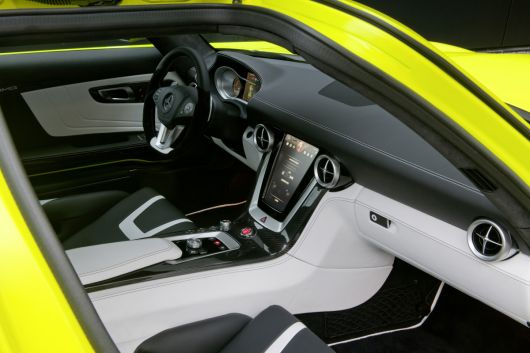 mercedes benz sls amg e cell in2 13