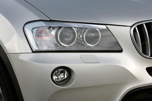bmw x3 1headlight 11