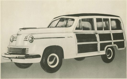 keller super chief station wagon 48