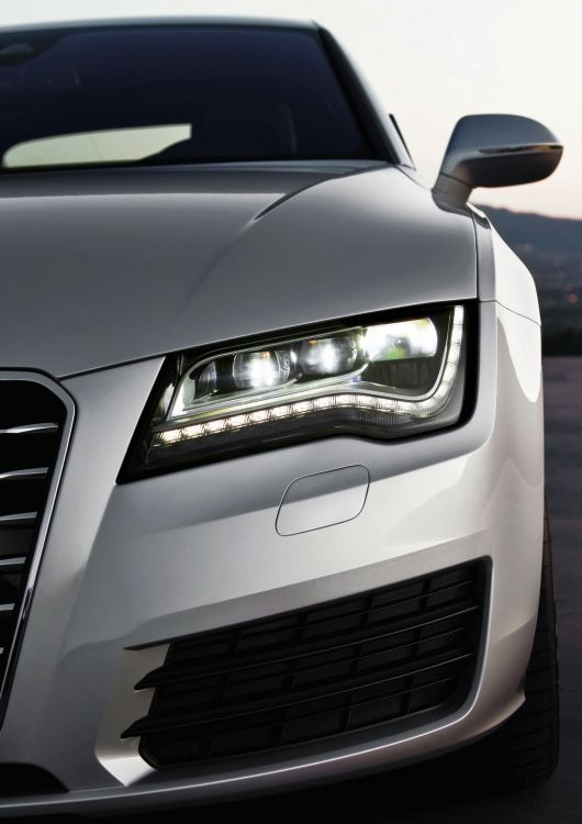 audi a7 sportback headlight 11