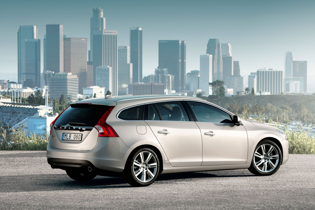 volvo v60 sports wagon 2011 cartype. Black Bedroom Furniture Sets. Home Design Ideas