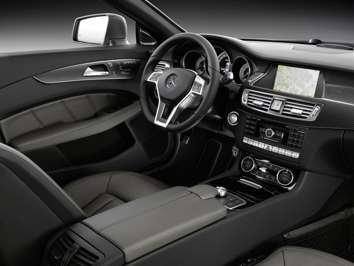 My ardit car mercedes benz cls 2012 for Inside mercedes benz