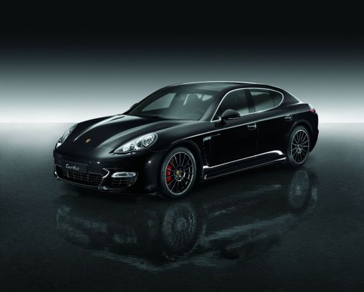porsche panamera turbo sport design kit and wheels