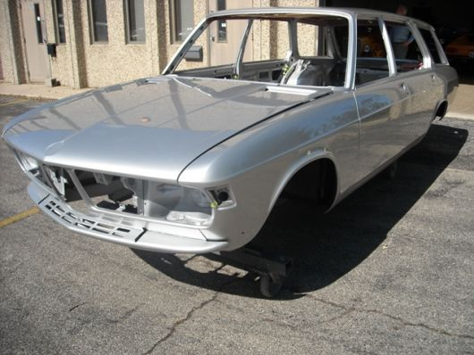 bmw bavarian estate wagon 1 74