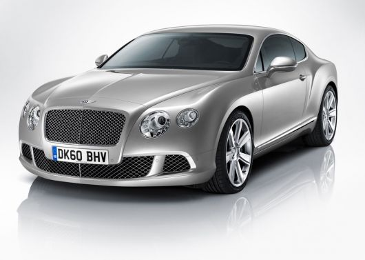 bentley continental gt 11 05