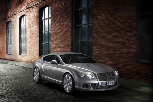 bentley continental gt 11 08