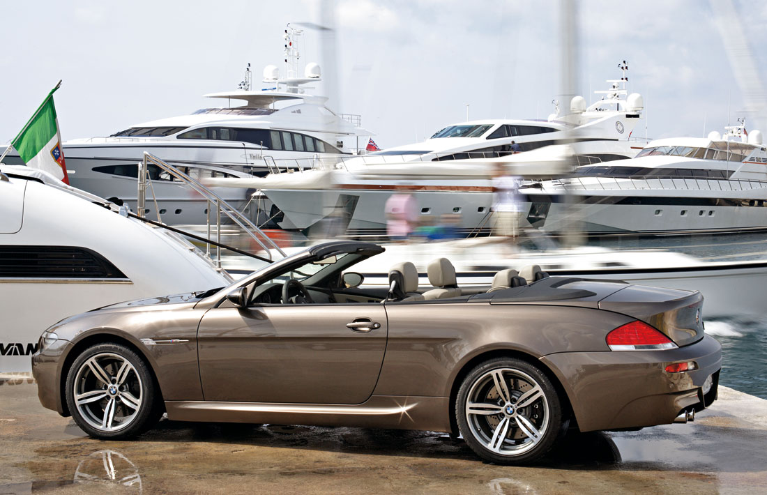 BMW M6 Coupé and Convertible reach the end of their career. | Cartype