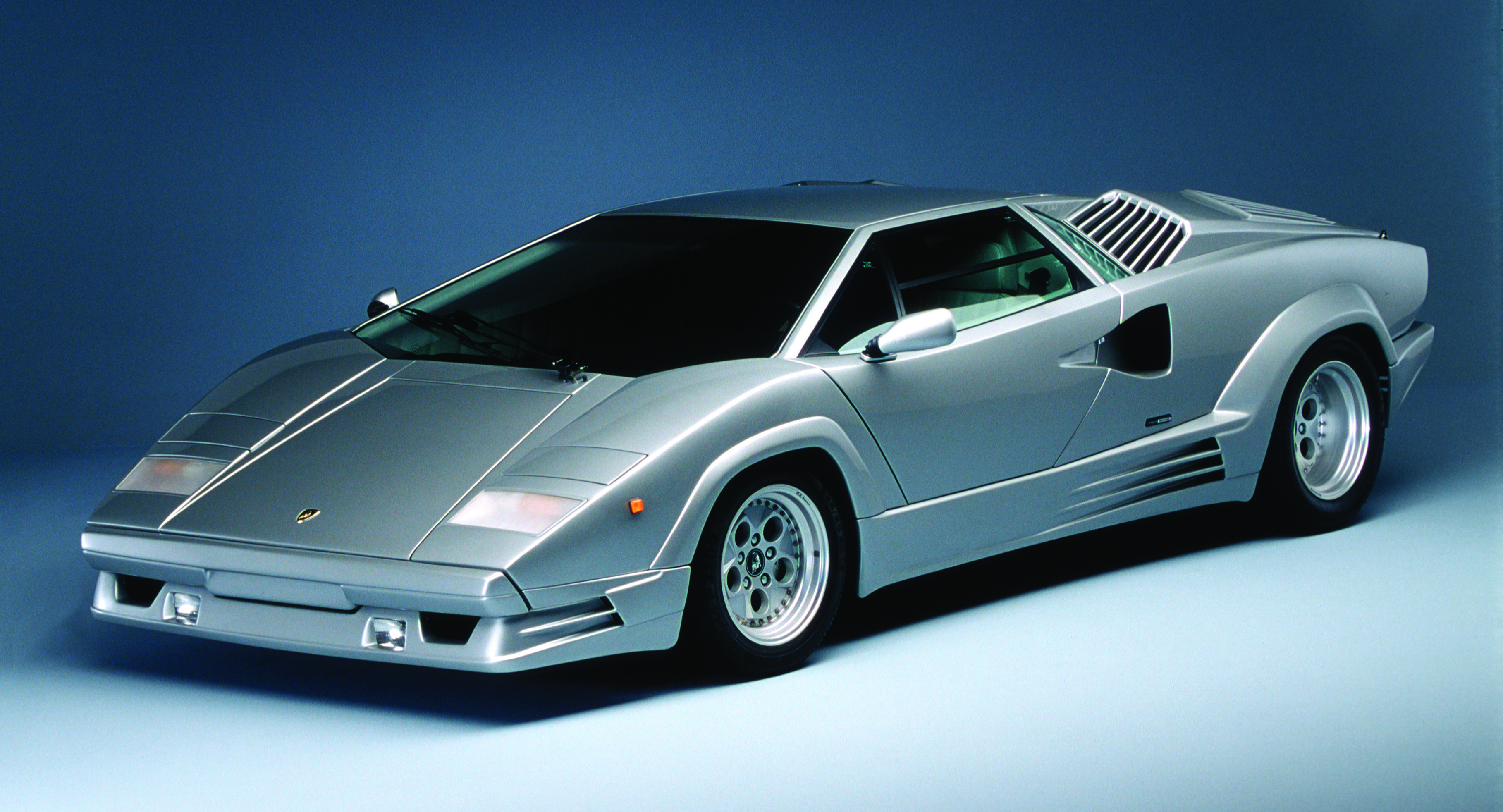 Lamborghini Countach 25th Annv 1988 Cartype