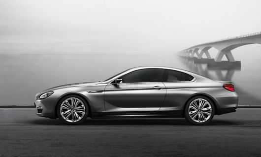 bmw concept 6 series coupe 10 05