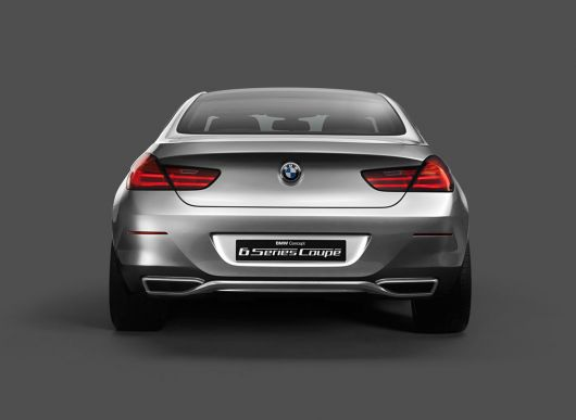 bmw concept 6 series coupe 10 09