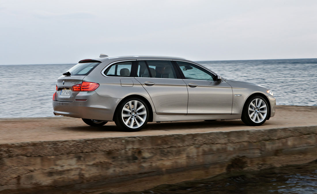 BMW 5 Touring\'s additional engine variants | Cartype