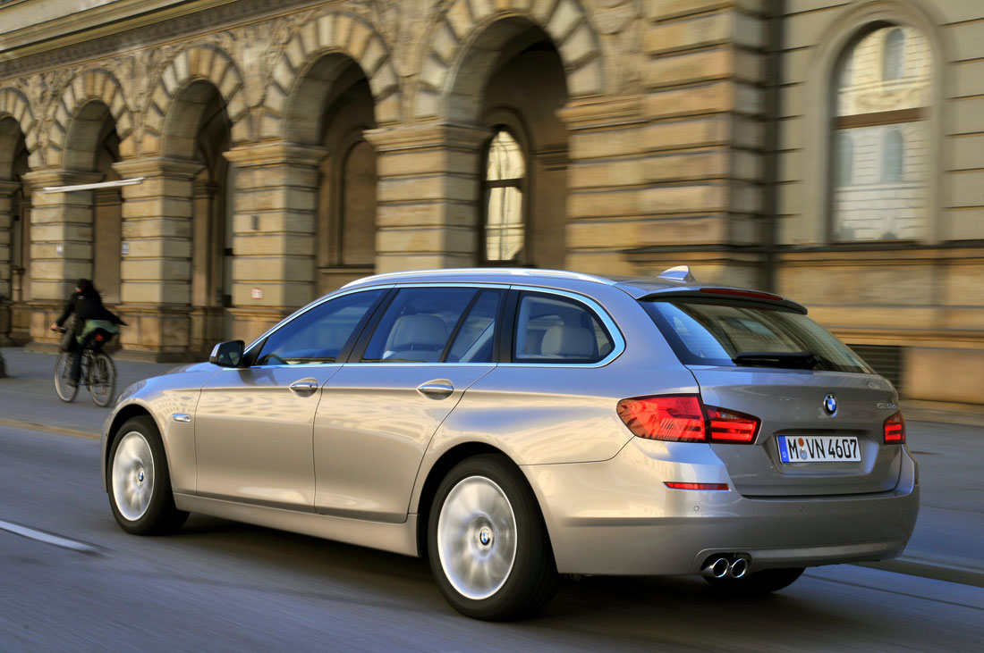 Bmw 5 Touring S Additional Engine Variants Cartype