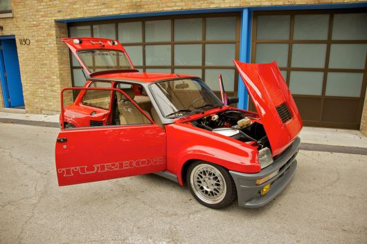 renault 5 turbo2 2 85