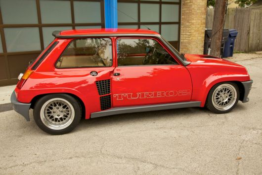 renault 5 turbo2 3 85