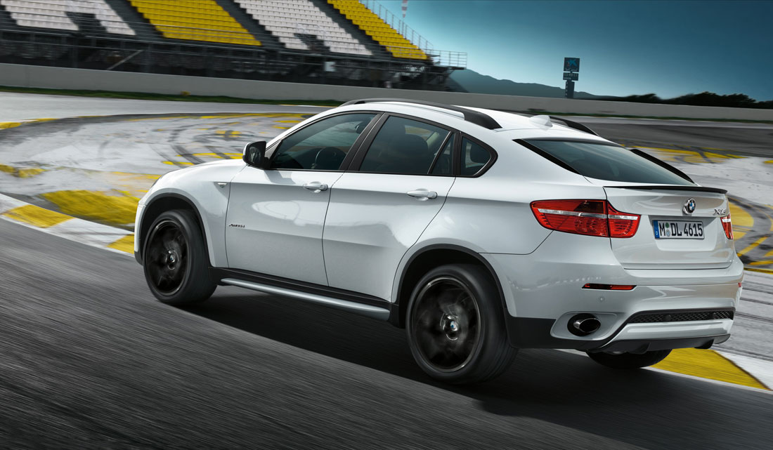 Bmw Performance Accessories For The Bmw X6 Cartype