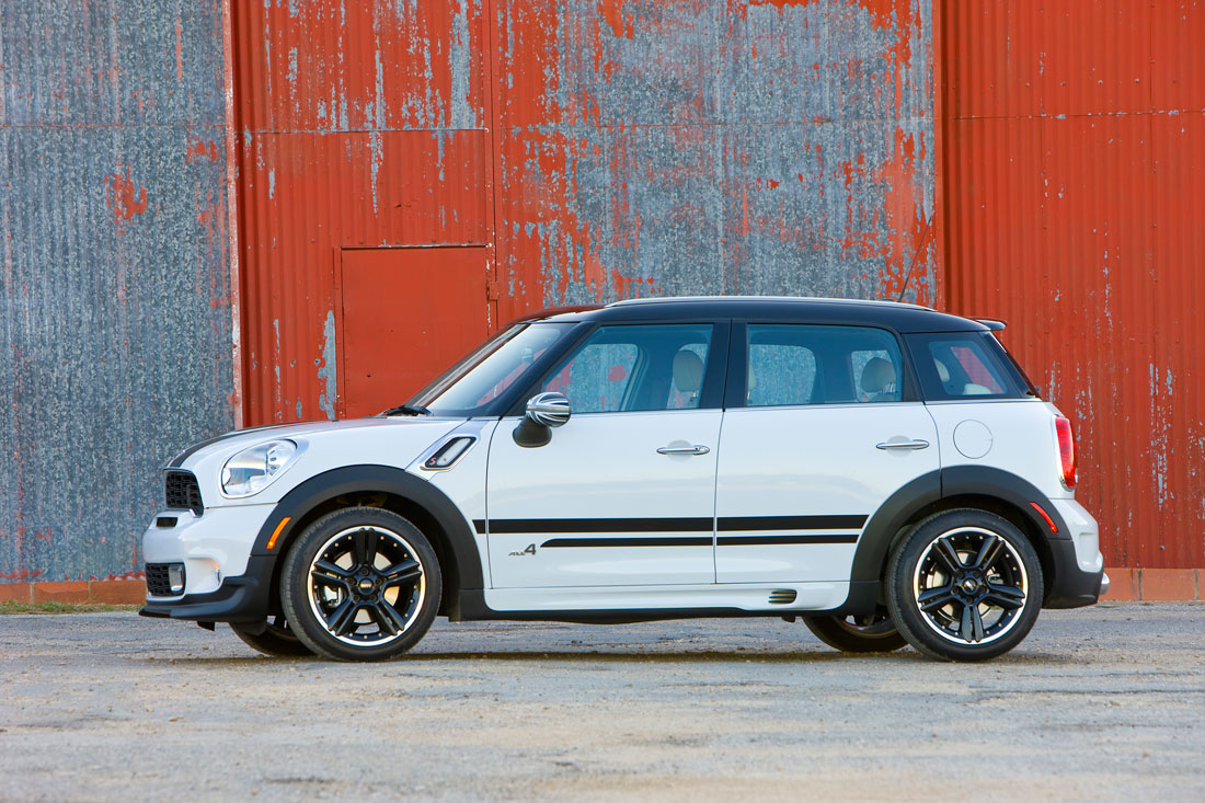 Aftermarket Accessories: Mini Countryman Aftermarket ...