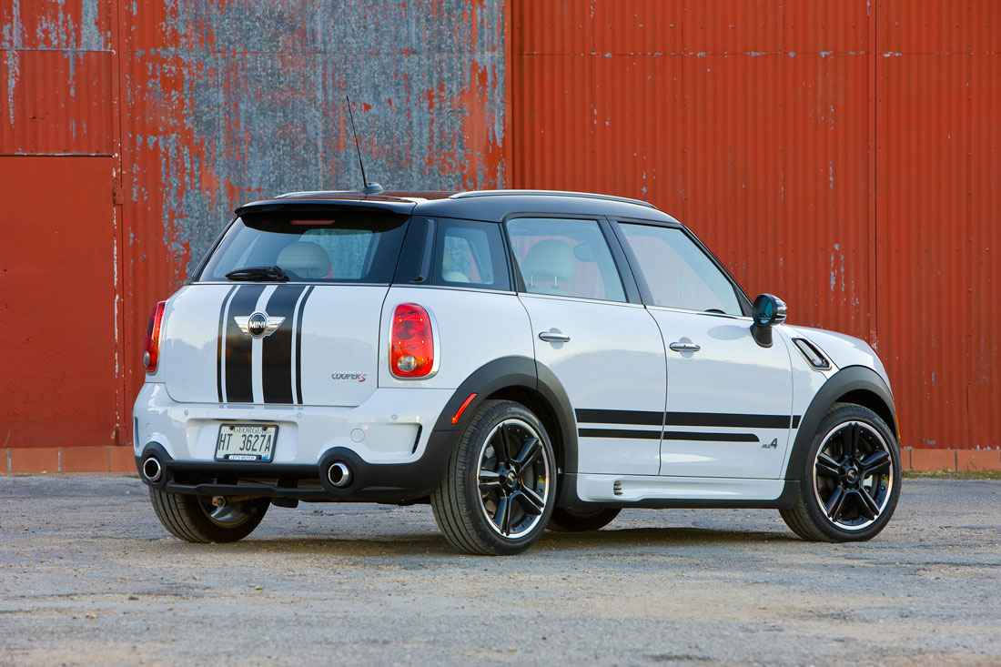 mini cooper s countryman all4 2011 cartype. Black Bedroom Furniture Sets. Home Design Ideas