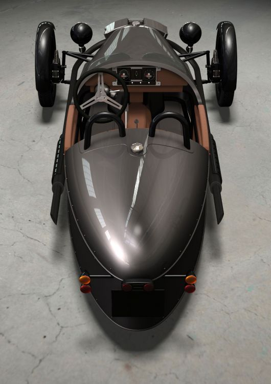 morgan threewheeler 3 11