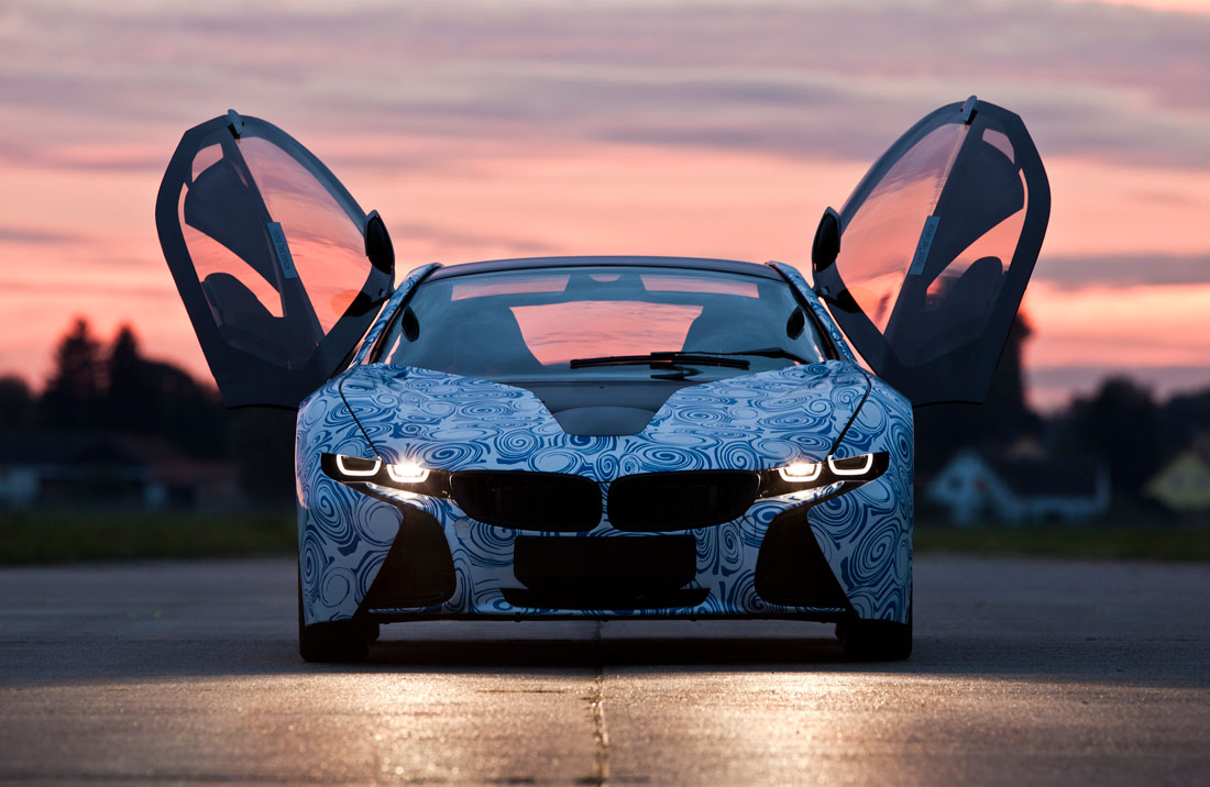 BMW Vision : 2011 | Cartype