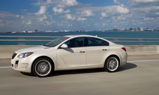 buick regal gs 12 05