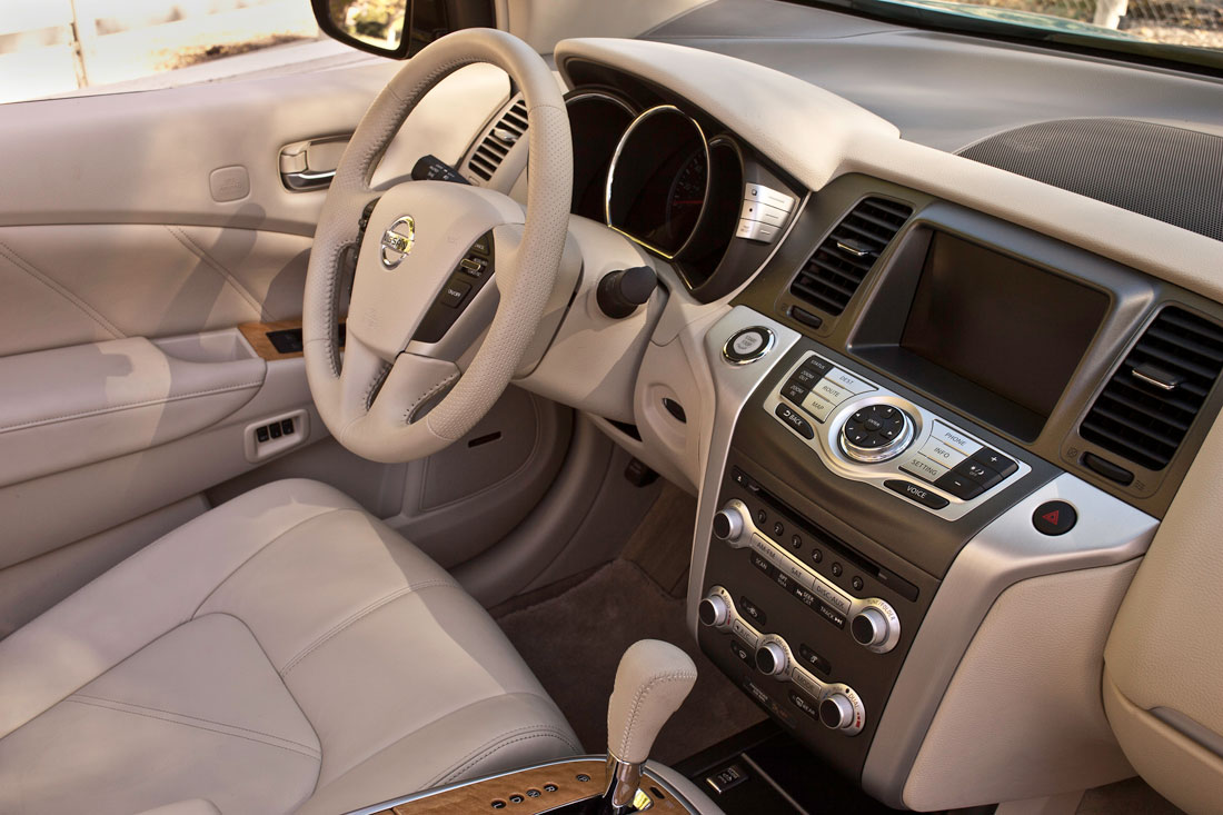 Nissan murano crosscabriolet 2011 cartype 2011 nissan murano crosscabriolet interior nissan murano crosscabriolet in 11 05 vanachro Choice Image
