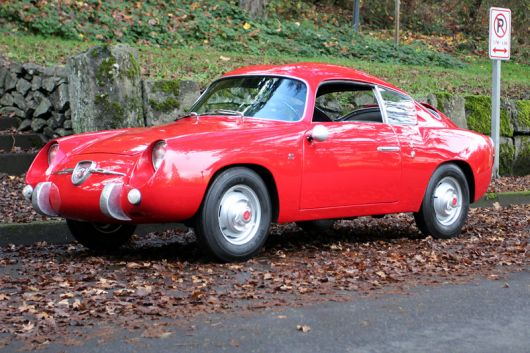 fiat 750 abarth zagato double bubble 2 58