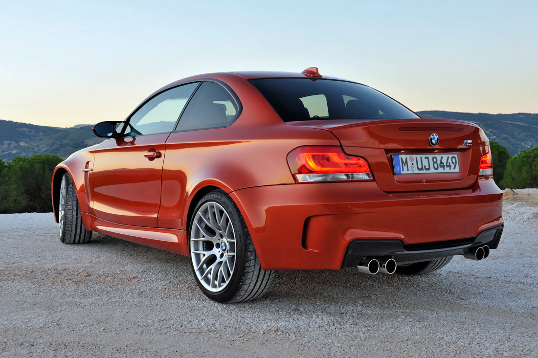 Bmw 1 series m coupe 11 05